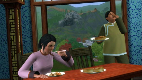 《模拟人生3:世界冒险》游戏截图
