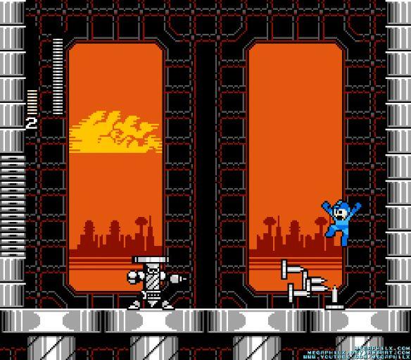 《洛克人:无限》游戏截图