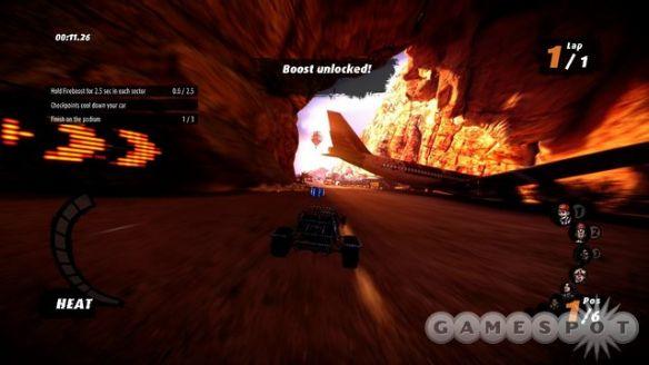 《火焰爆发》游戏截图