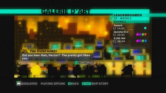 《摩纳哥:你的就是我的》游戏截图