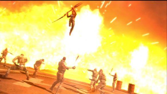 《马洛布里格斯与死亡面具》游戏截图