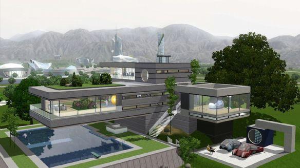 《模拟人生3:步入未来》游戏截图
