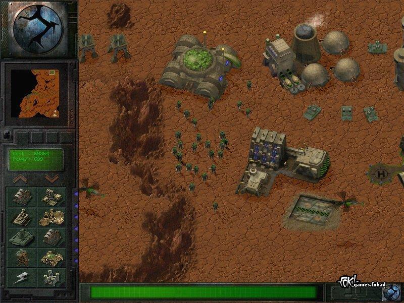 地球2140 免安装绿色版游戏截图1