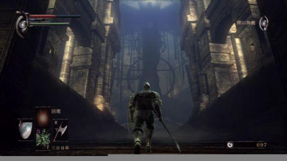 《恶魔之魂》游戏截图
