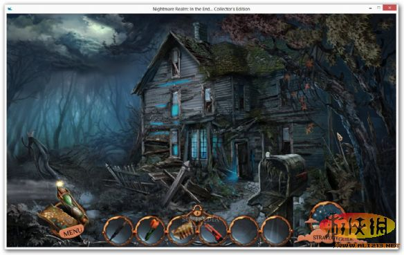 《梦魇之界2:最后》游戏截图-2