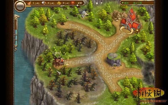 《北欧传奇》游戏截图