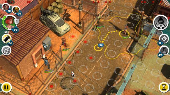 《反抗小队》游戏截图