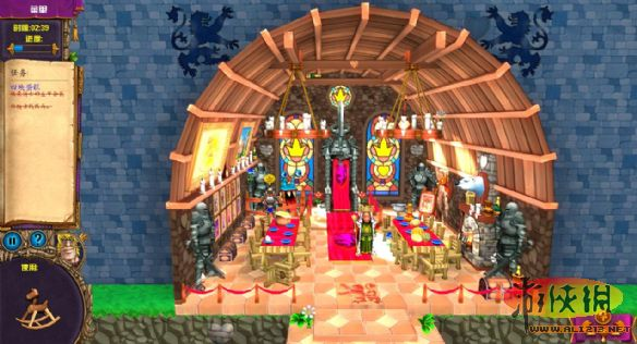 《我亲爱的陛下》游戏截图