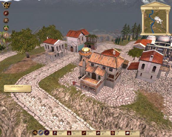 《罗马帝国》游戏截图