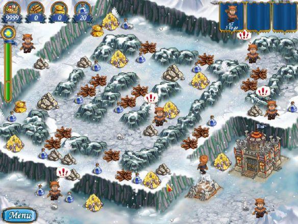 《亚瑟王的木工坊2》游戏截图