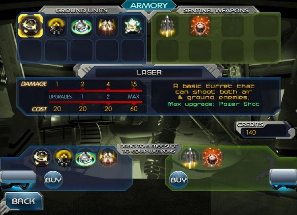 《哨兵3:家园保卫战》游戏截图