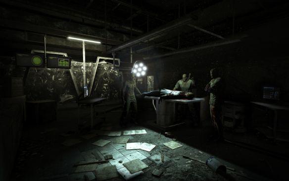 《逃生:告密者》游戏截图