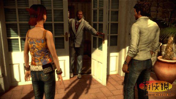 惊悚犯罪冒险游戏《死亡警告2》截图