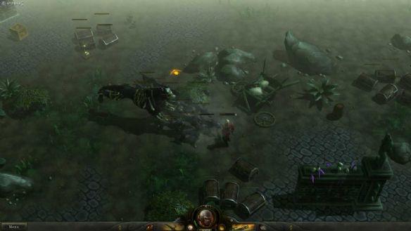 《死亡之旅》游戏截图