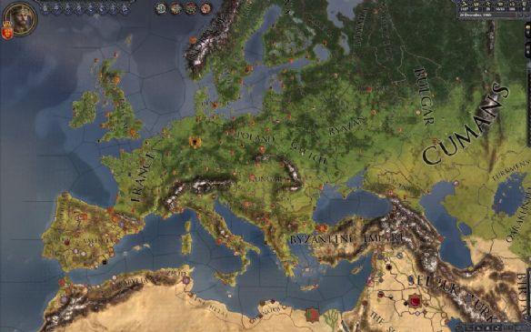 《王国风云2》游戏中文截图