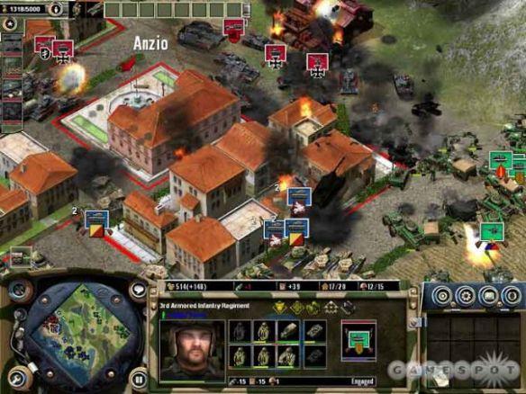 《轴心国和同盟军》游戏截图
