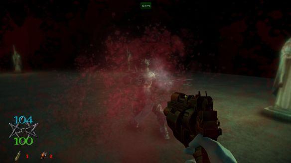 《失明的黑暗》游戏截图
