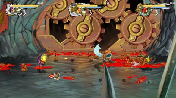 《地下城:神教之眼》游戏截图