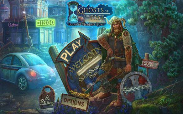 《过往之灵:梅多斯镇的白骨》游戏截图