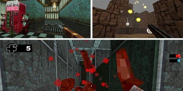 《枪炮奇观》游戏截图