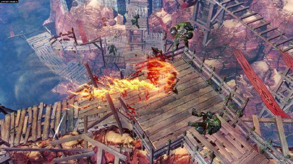 《圣域3》游戏截图-2