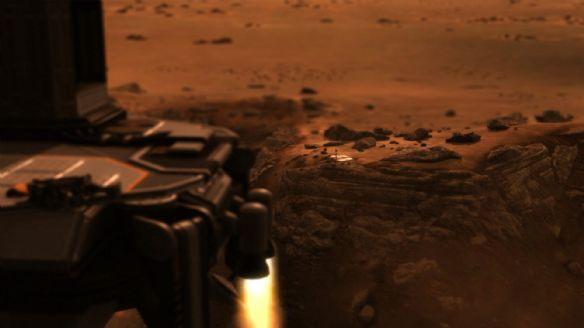 《火星探索》游戏截图