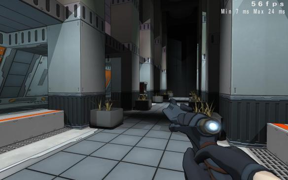 《钢铁风暴2》游戏截图