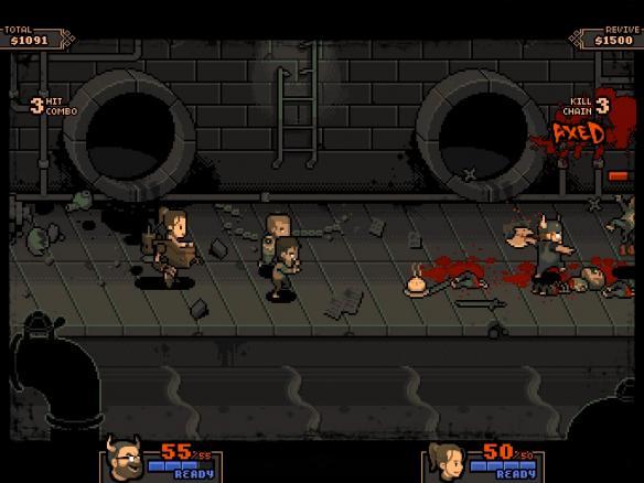 《恶魔的挑战》游戏截图