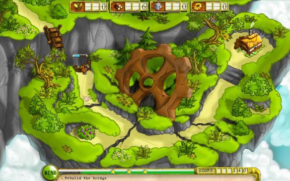 《飞岛编年史》游戏截图