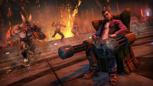Xbox金会员12月会免:《黑道圣徒》等4款游戏加入阵容