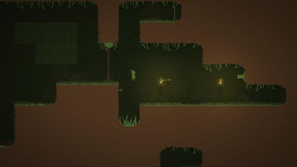 《穿越丛林》游戏截图