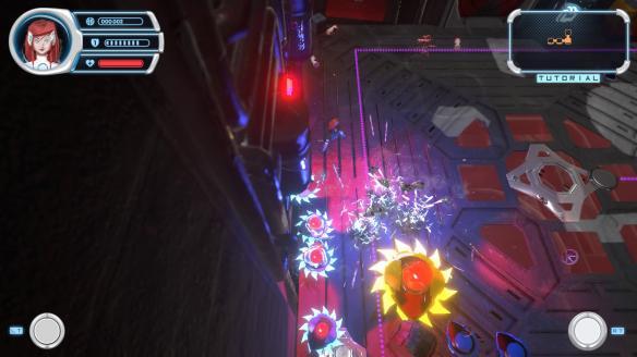 《天空之下》游戏截图