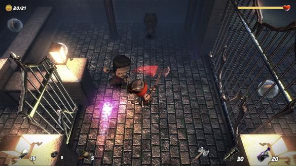 《傀儡战争》游戏截图