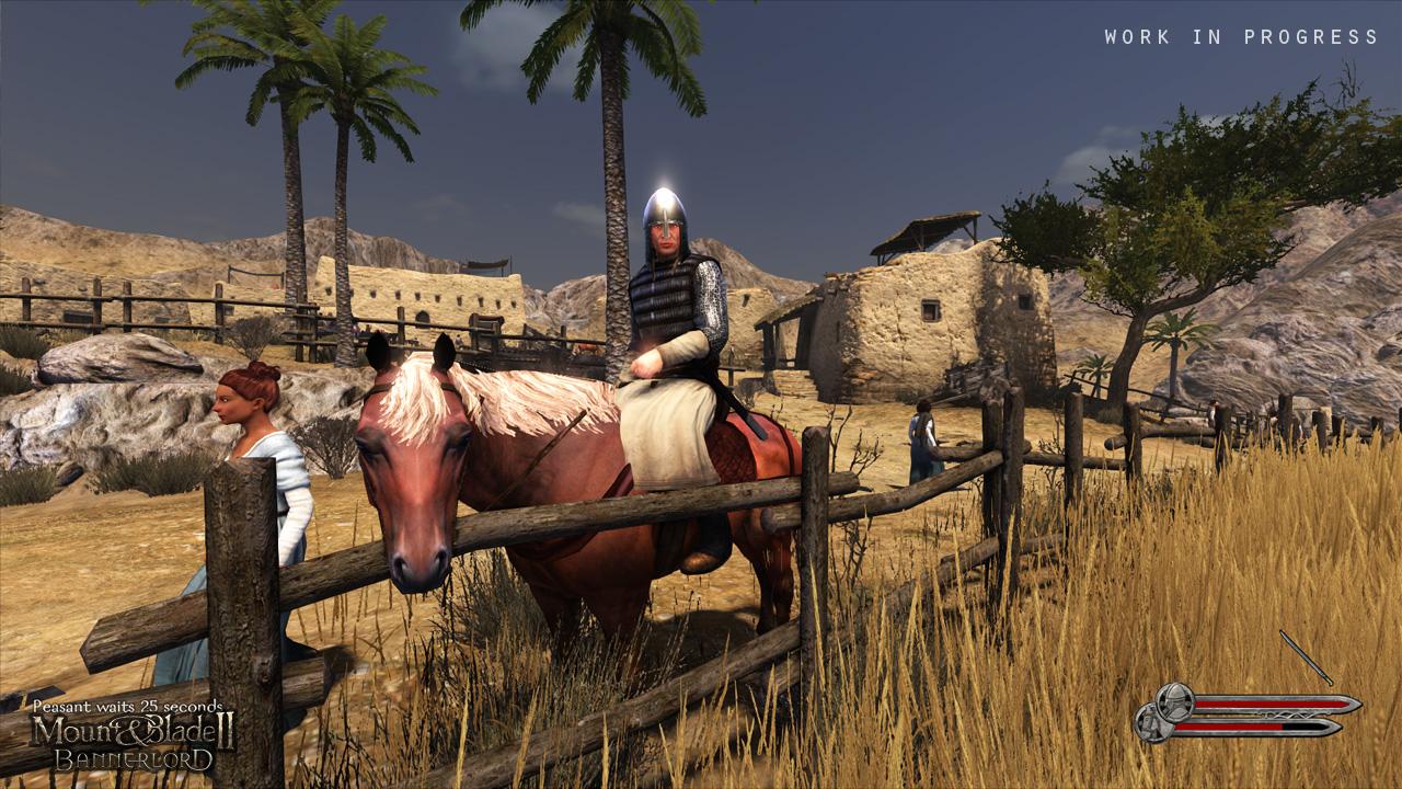 骑马与砍杀2霸主更新v1.4.2版本
