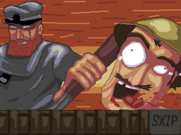 《荣誉战争:凯泽的复仇》游戏截图
