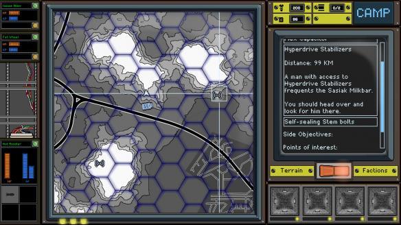《保驾护航》游戏截图
