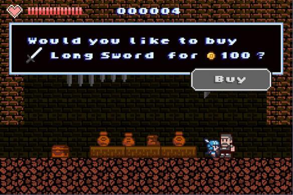 《黑暗城堡》游戏截图