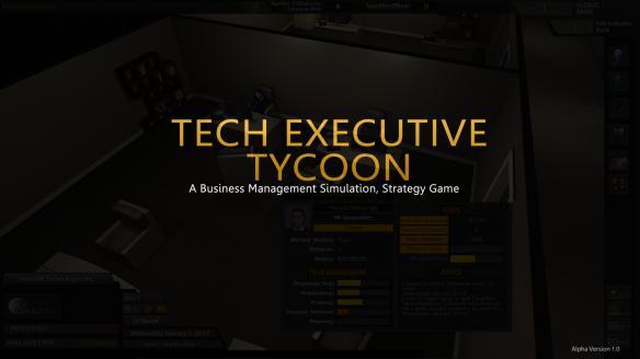 《科技公司管理大亨》游戏截图