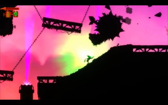 《奥斯库拉:失去的光明》游戏截图