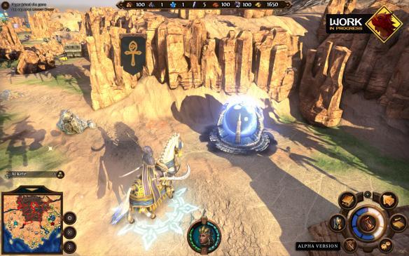 《魔法门之英雄无敌7》游戏截图3