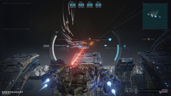 《无畏战舰》游戏截图