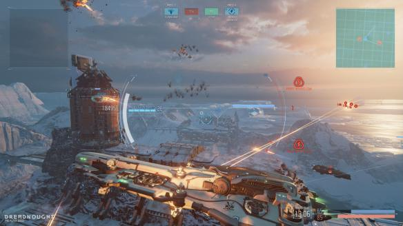 《無畏戰艦》游戲截圖