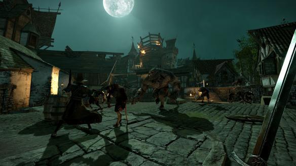 《战锤:末世-鼠疫》游戏截图3