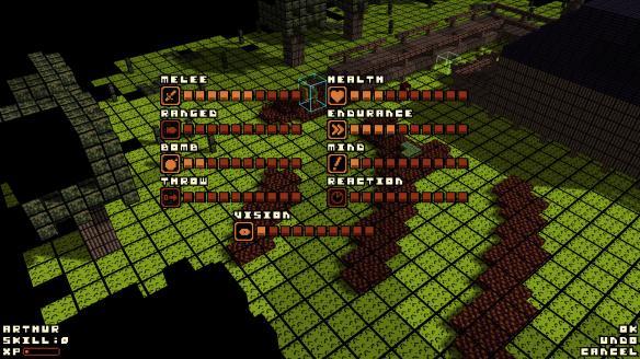 《敌情》游戏截图