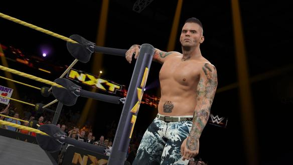 《WWE 2K15》游戏截图4