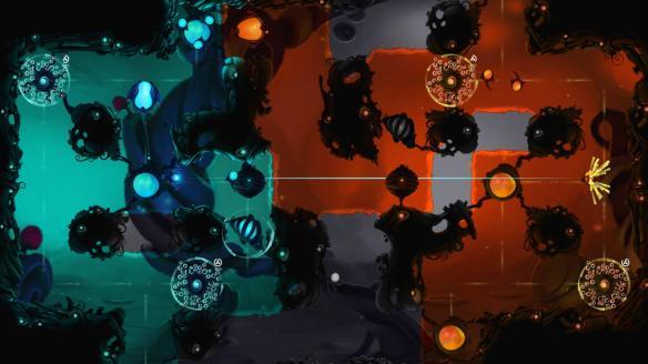 《入侵者》游戏截图