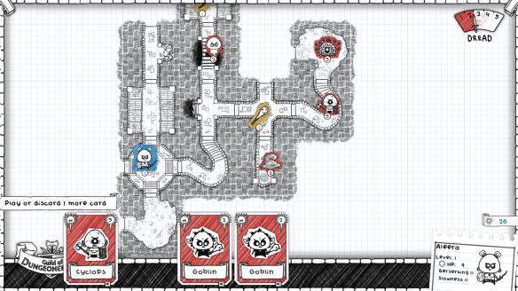 《地下城工会》游戏截图