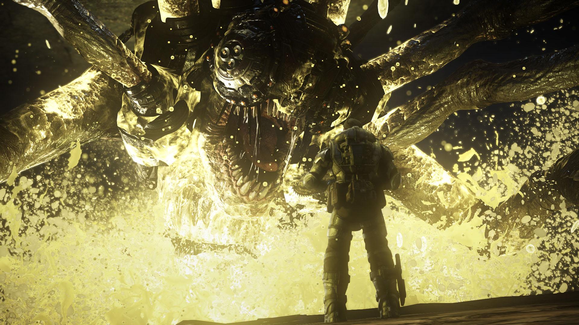 战争机器:终极版游戏图片欣赏