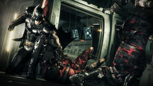 《蝙蝠侠:阿甘骑士》游戏截图-2