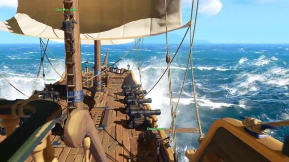 盗贼之海4